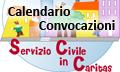 CALENDARIO CONVOCAZIONI - Servizio Civile in Caritas